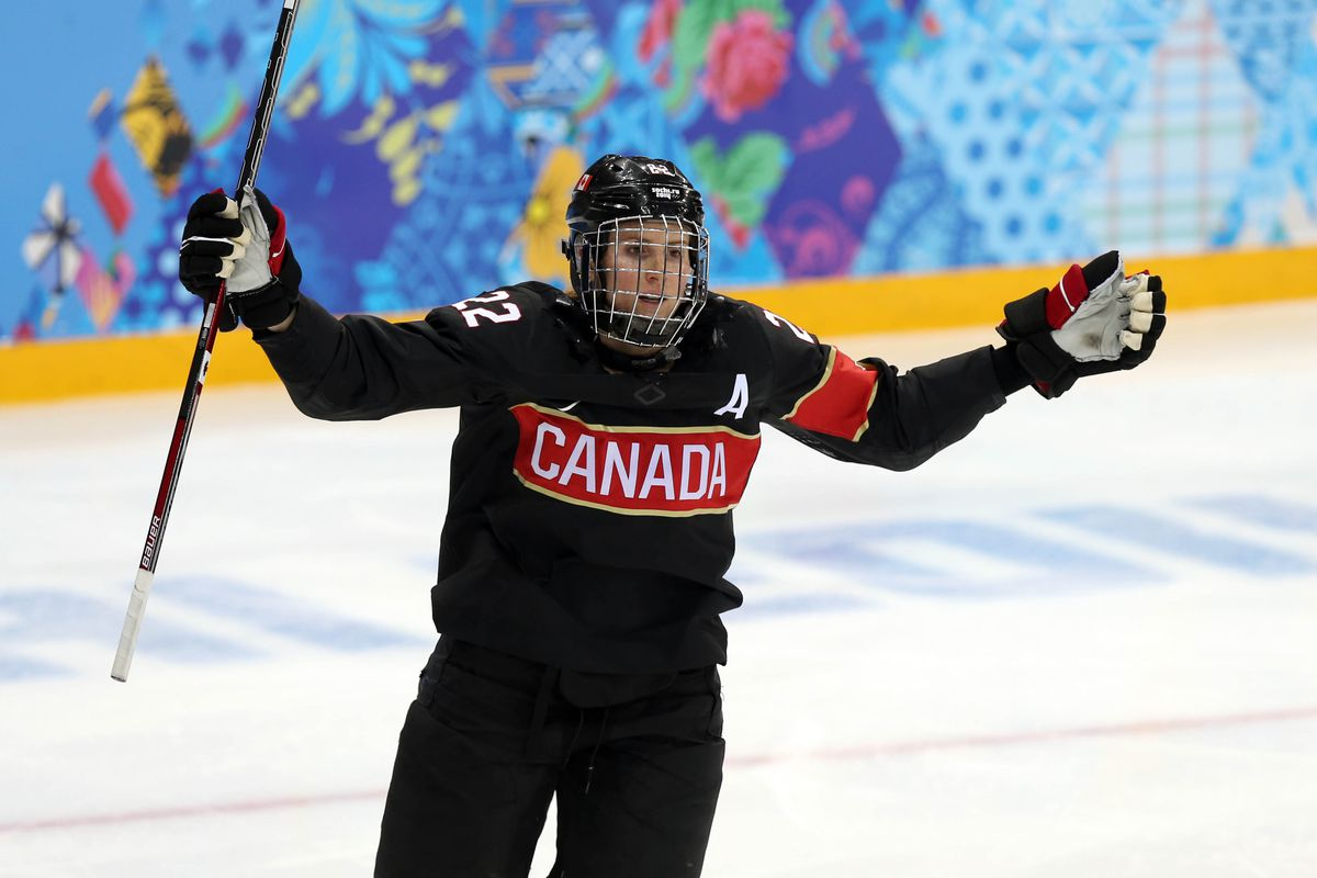 The best women's hockey player in the world is going to be a member of the Inferno, making this upcoming season potentially a special one for Calgary.