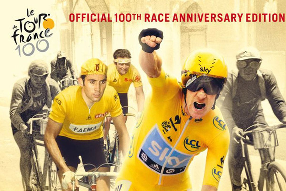 Tour de France - Official 100th Anniversary Editon