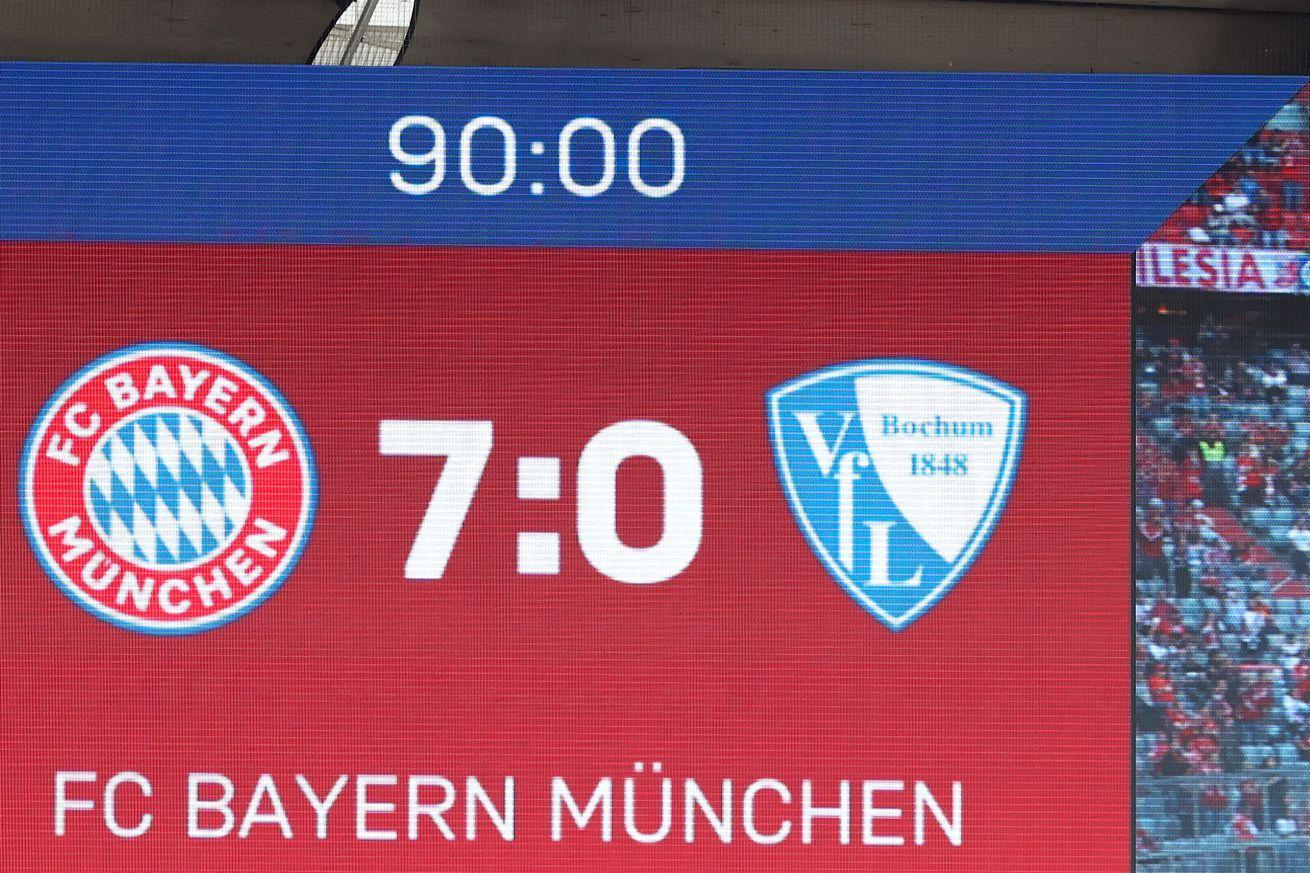 Bavarian Podcast Works Postgame Show: Talking points from Bayern Munich?s beatdown of VfL Bochum