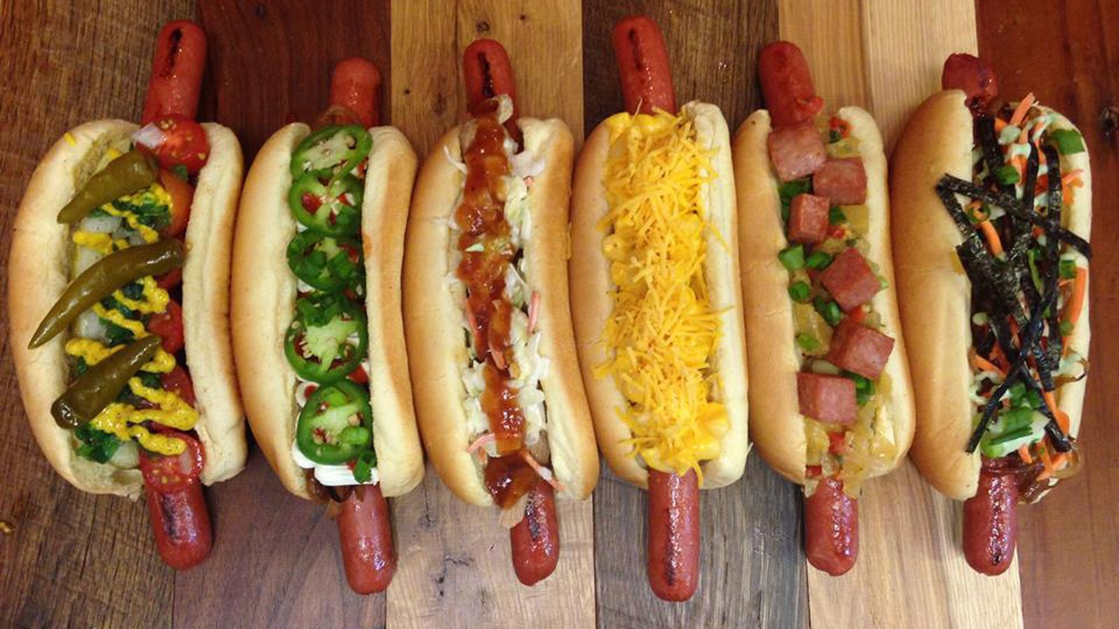 A Handy Guide To Hot Dogs In Las Vegas Eater Vegas