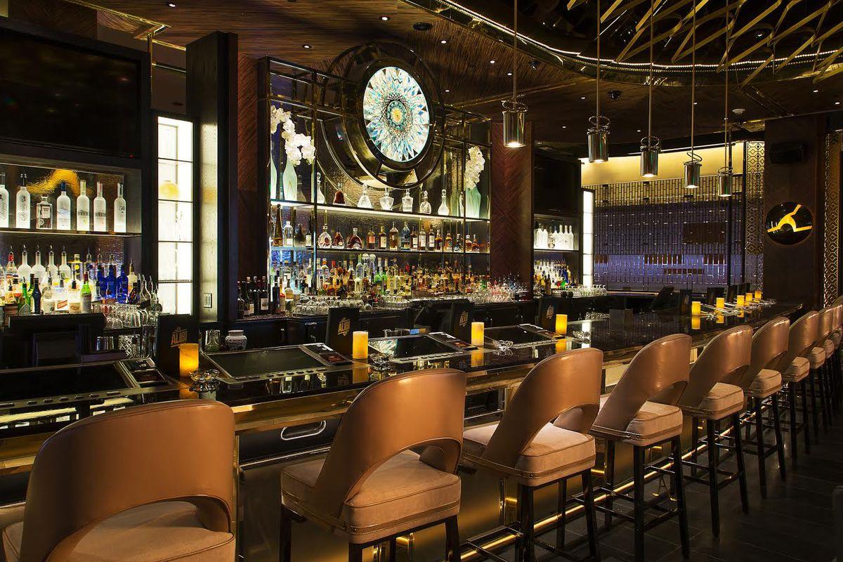 Alibi Cocktail Lounge