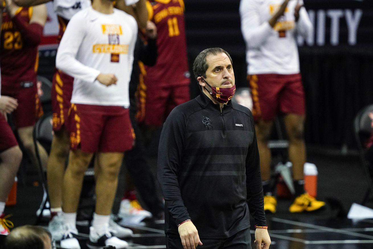 NCAA Basketball: Big 12 Conference Tournament-Iowa State vs Oklahoma