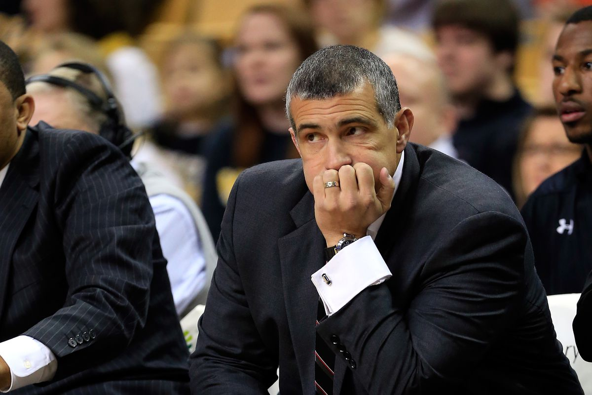 Frank Martin and South Carolina looked out of ideas on Saturday.