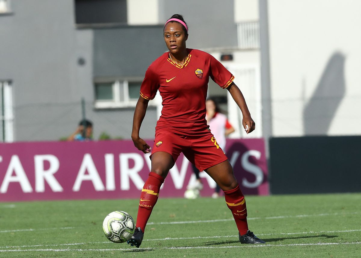 AS Roma v Paris Saint Germain - Women's Football Friendly