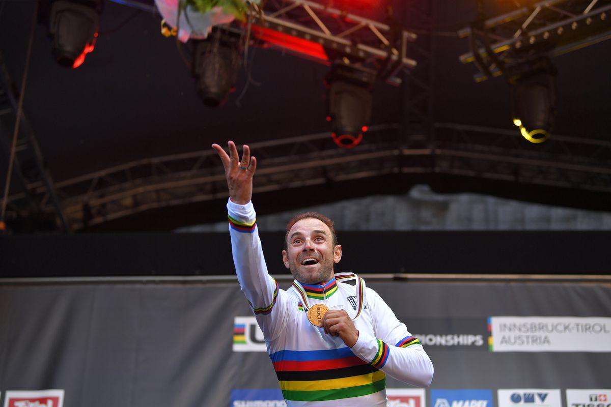 Valverde Rainbow Jersey