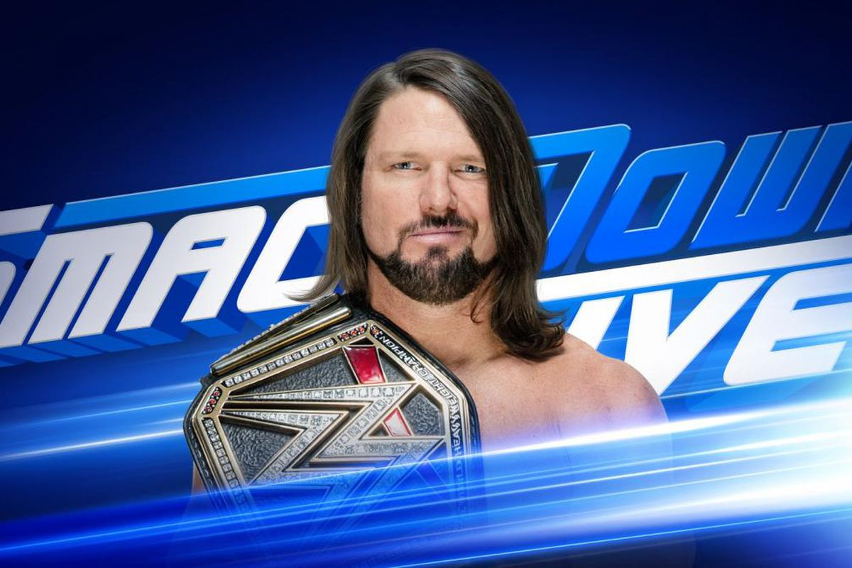 Wwe Smackdown Live Results Aug 7 2018 Aj Styles Returns Cageside Seats