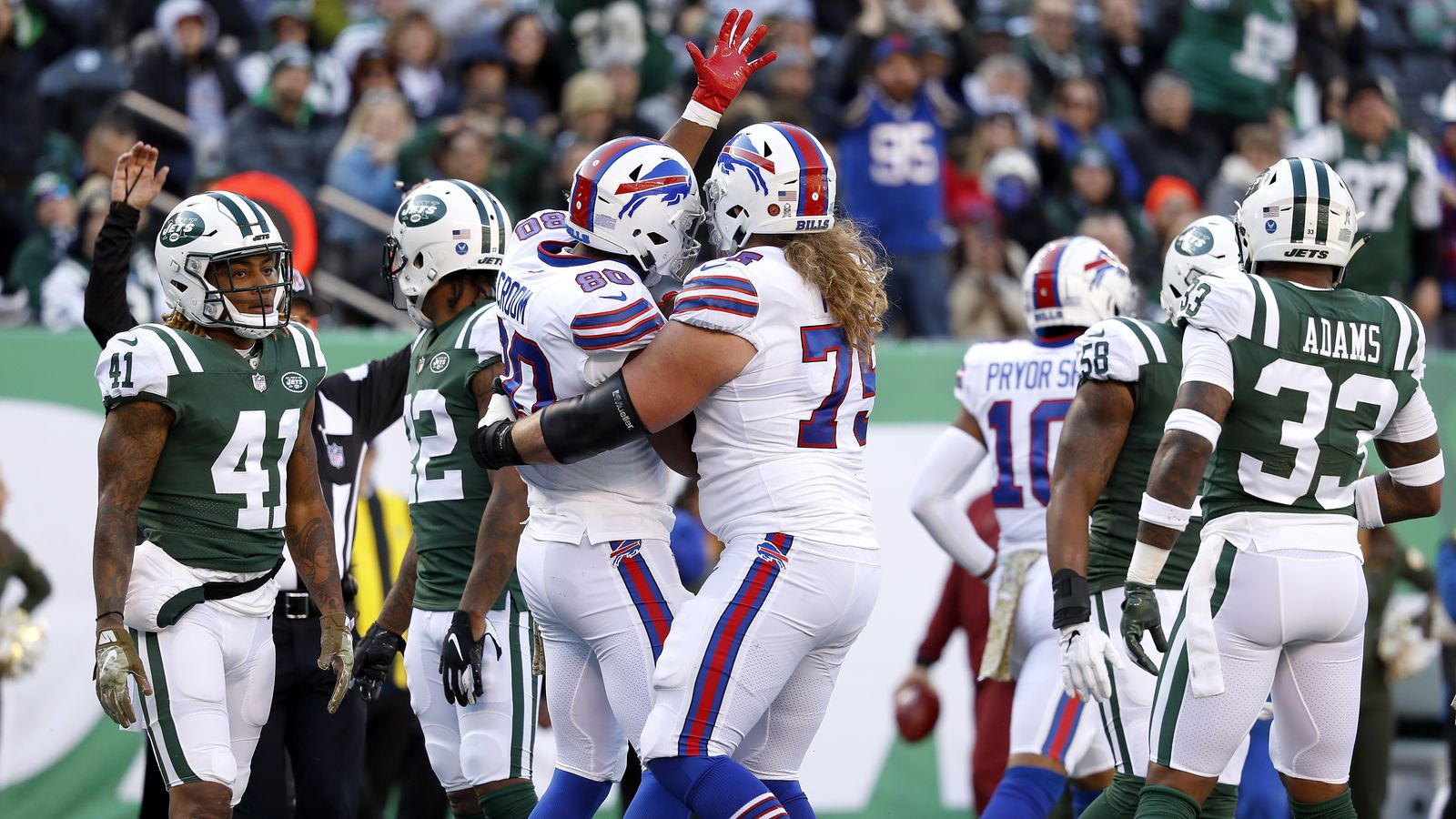 Jets eliminated from playoffs days before game against Bills