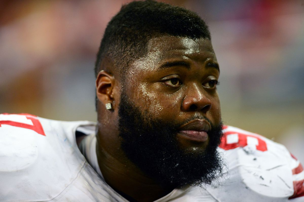 New York Giants Linval Joseph wants to stay can it happen