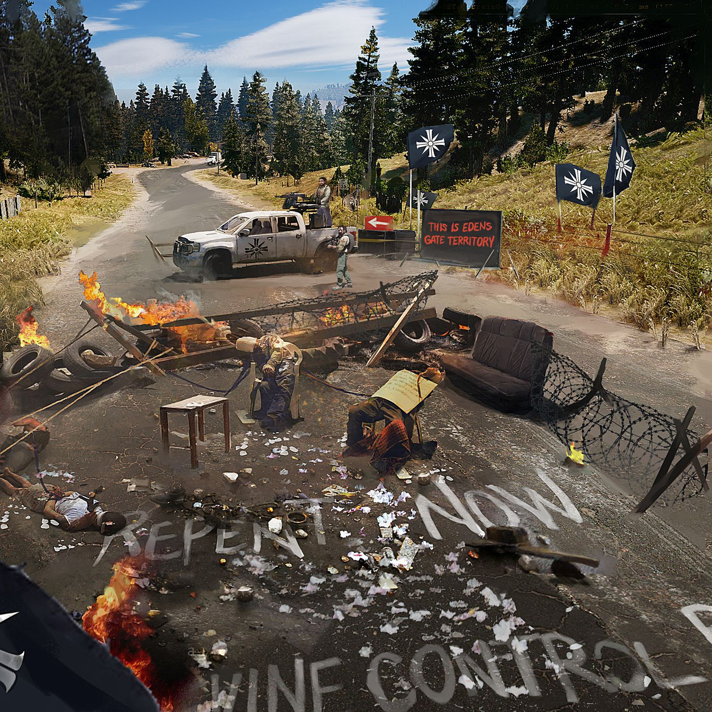 Far Cry 5 Highlights The Contradiction At The Heart Of The Series The Verge