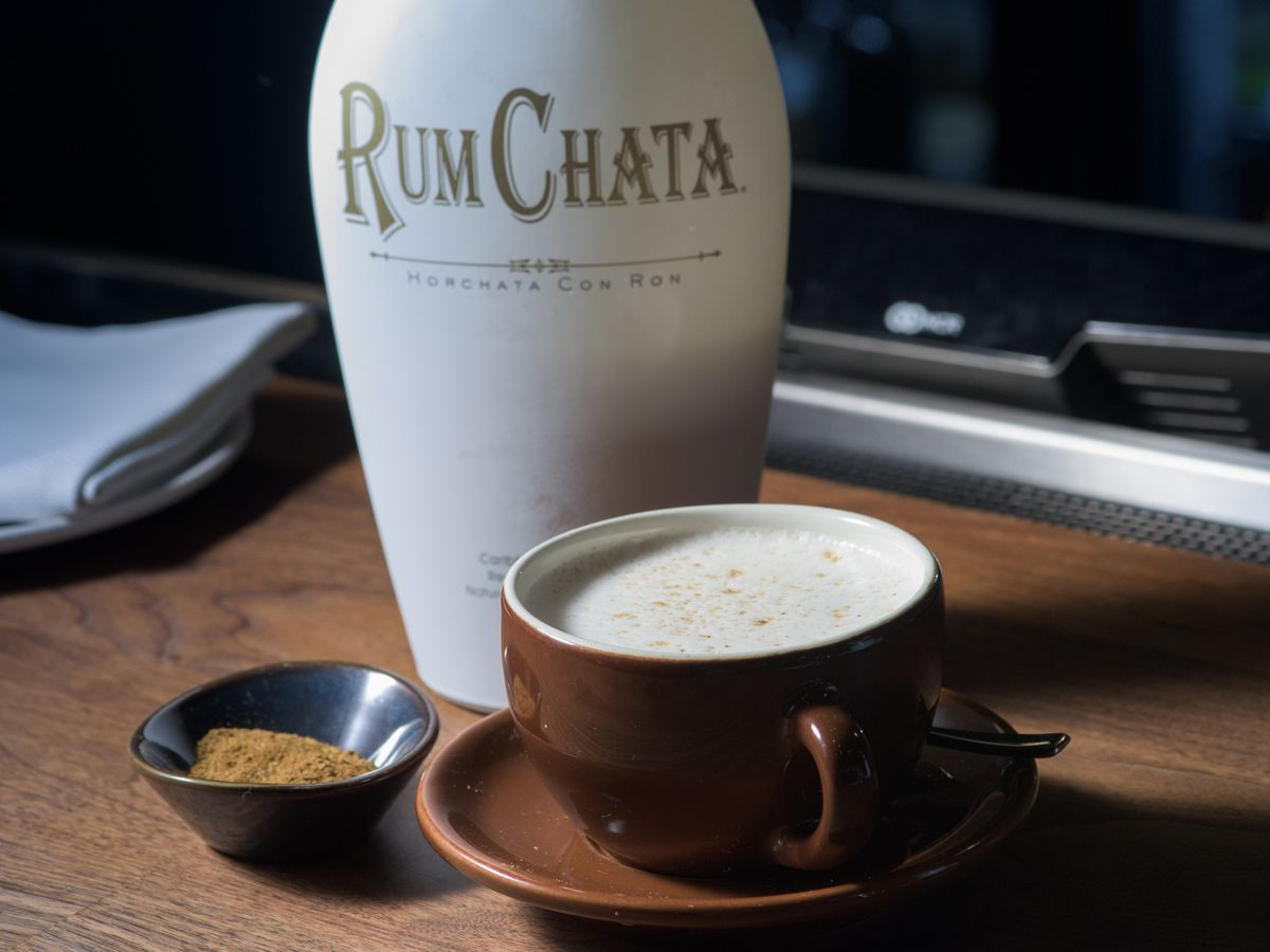 The Chai-Horchata at 1760.