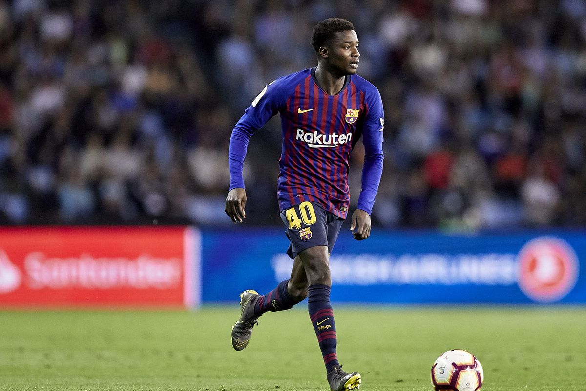 Barcelona confirm first team promotion, new shirt number for Moussa Wagué
