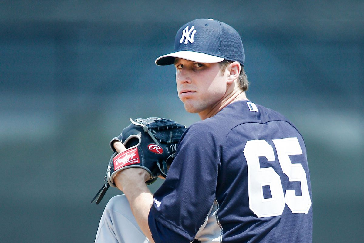 Bryan Mitchell might be looked on more as depth; less as trade-bait