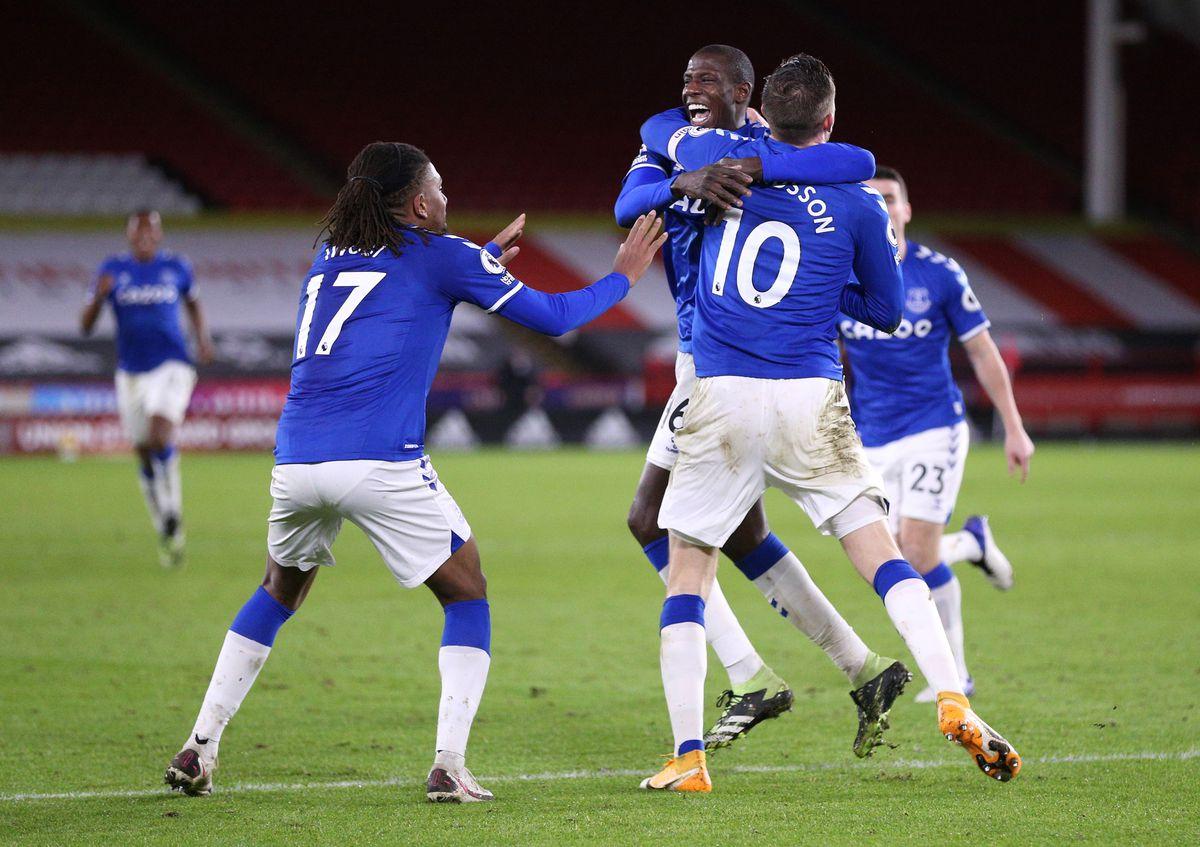 Sheffield United v Everton - Premier League