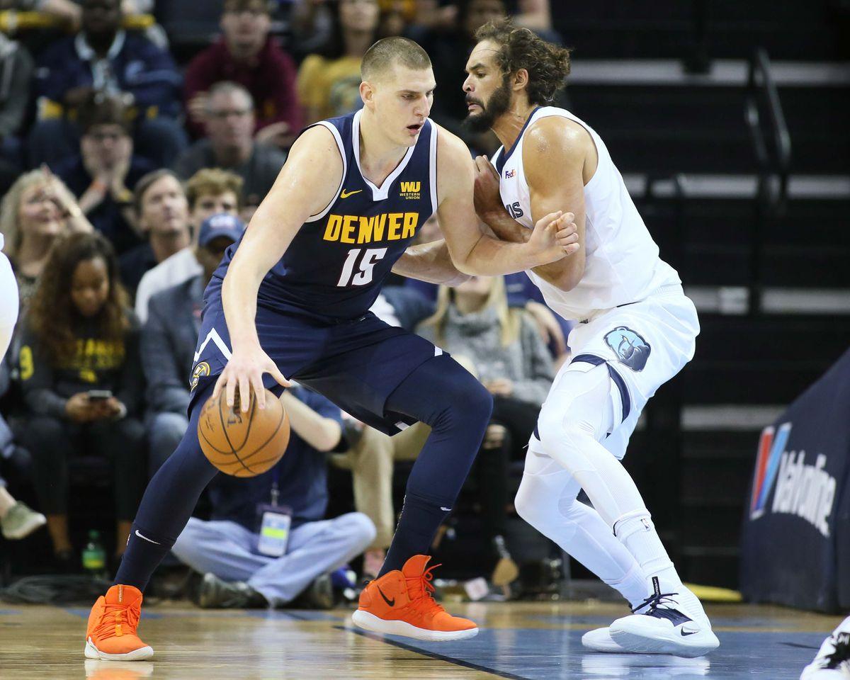 NBA: Denver Nuggets at Memphis Grizzlies