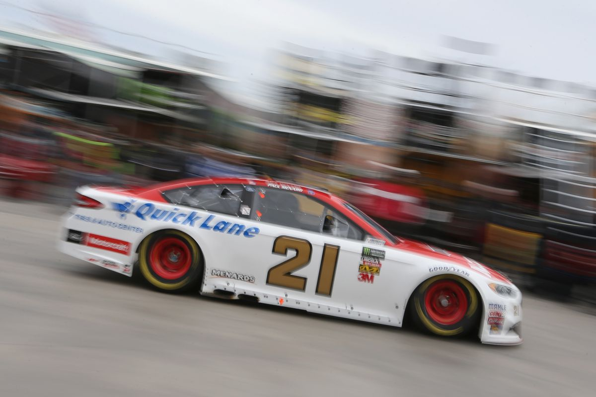 Monster Energy NASCAR Cup Series Pennzoil 400 presented by Jiffy Lube - Practice