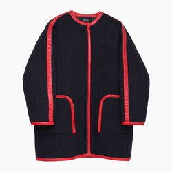 """Rachel Comey 'Kindred' coat, <a href=""""http://www.rachelcomey.com/womens-store/sale-1/kindred-coat.html"""">$414</a> (was $828)"""