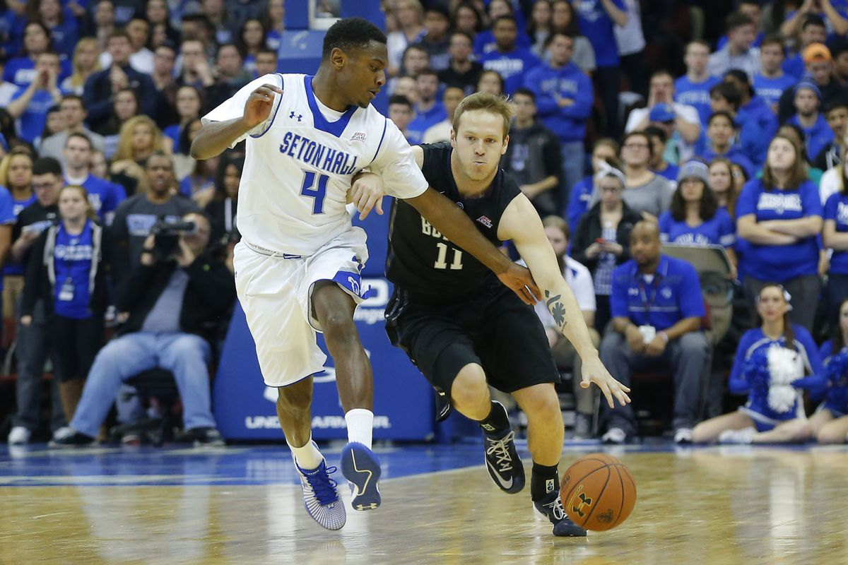 Gibbs scored 30 points for Seton Hall in the loss.