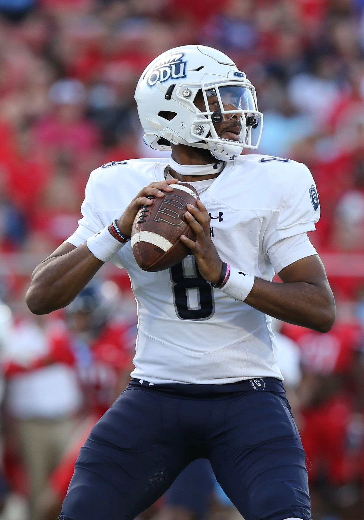 COLLEGE FOOTBALL: SEP 18 Old Dominion at Liberty
