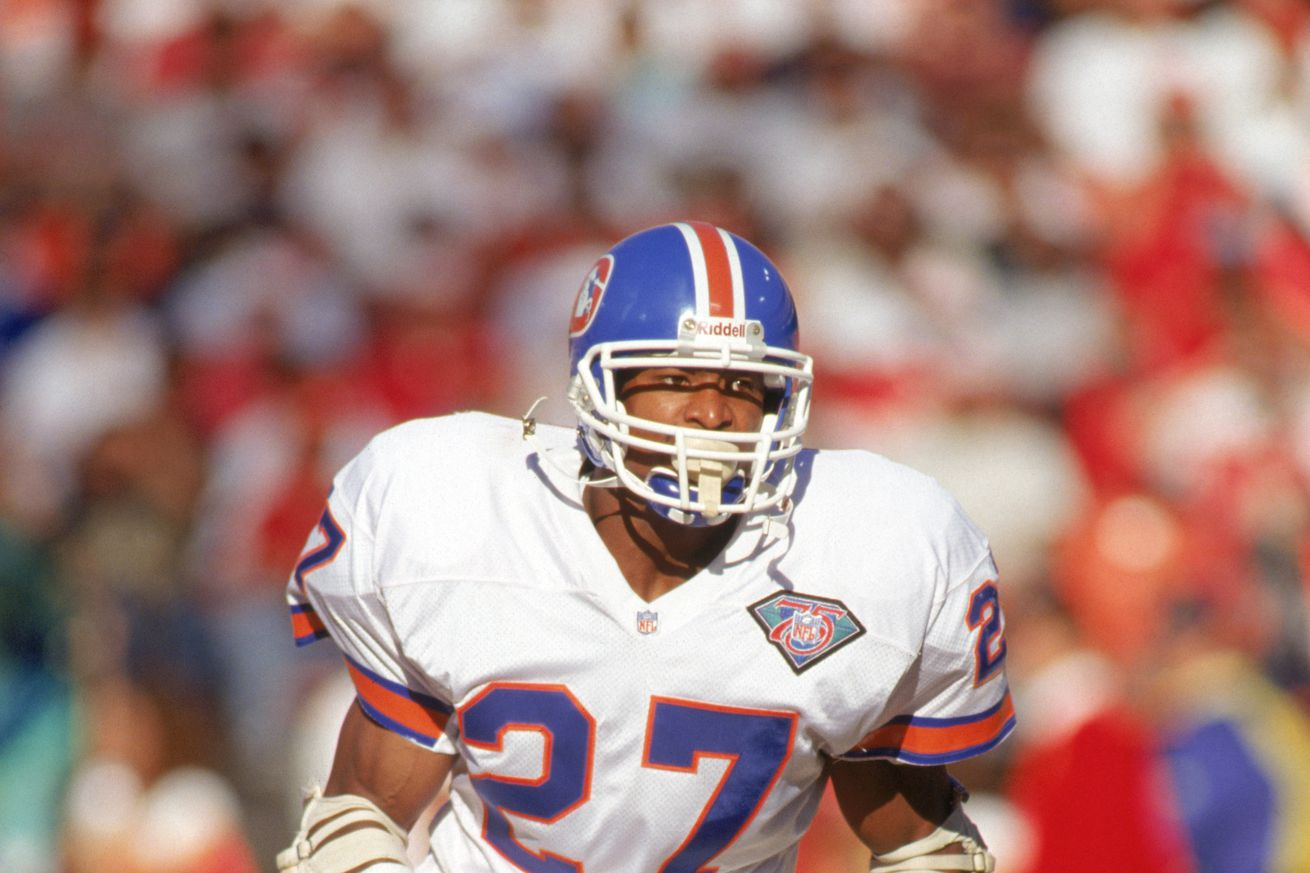 Reason #10: The Hall of Fame should stop ignoring the Broncos - beginning with Atwater