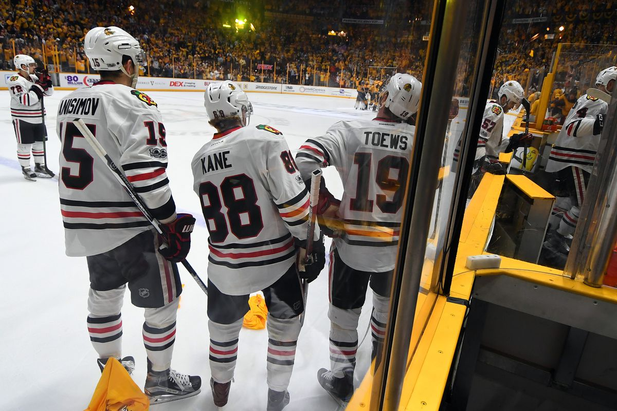 The Chicago Blackhawks are a fading dynasty of their own making ... 6a3dc3aed