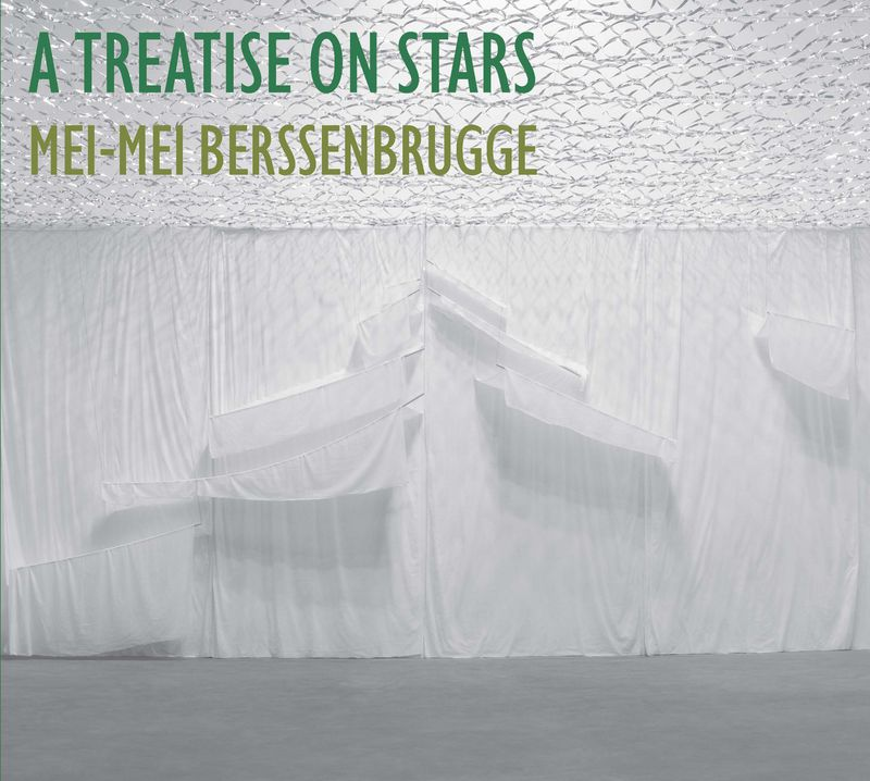 Cover of Treatise on Stars, a book by Mei-mei Berssenbrugge