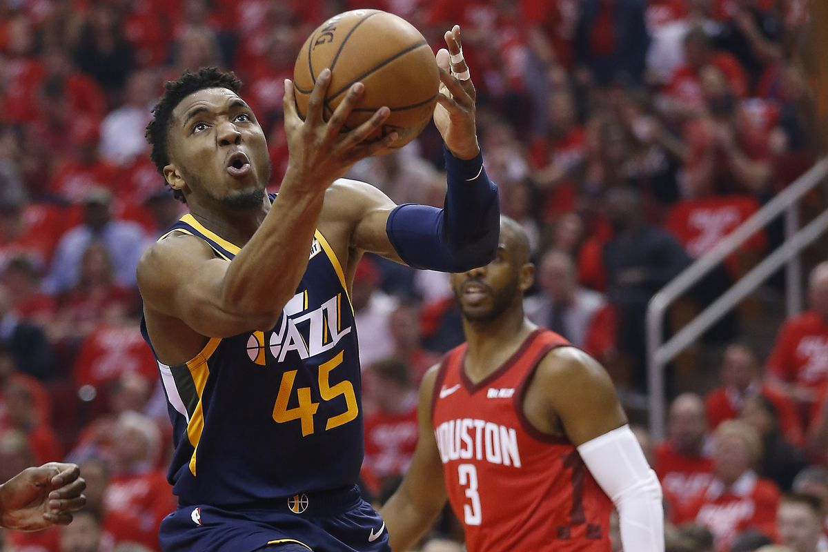 ba0589a2400 Utah Jazz once again find themselves in an elimination game in Houston -  SLC Dunk