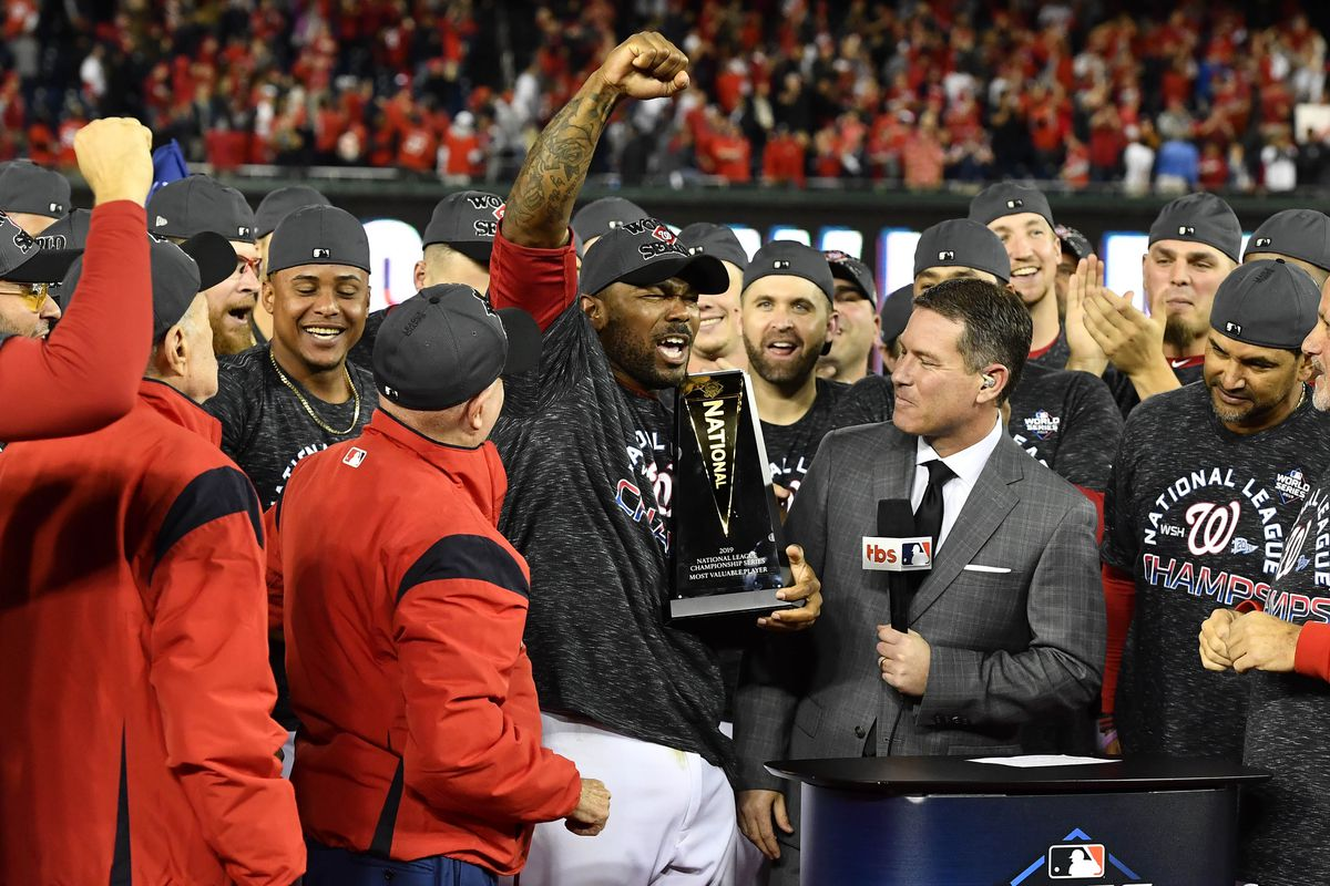 MLB trade rumors and news: Nationals advance to first World Series in franchise history