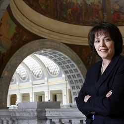 Becky Lockhart, who started her political career at the grass-roots level, has risen to the top of Utah politics.