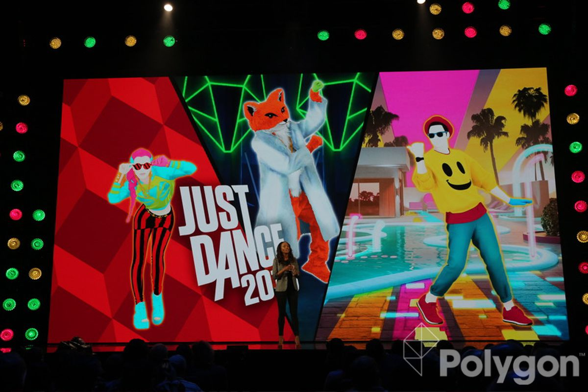There Is No Internet Connection >> Just Dance Now uses your mobile device as a motion tracker - Polygon