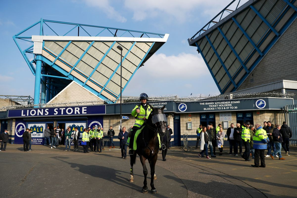 Millwall v Leicester City - The Emirates FA Cup Fifth Round