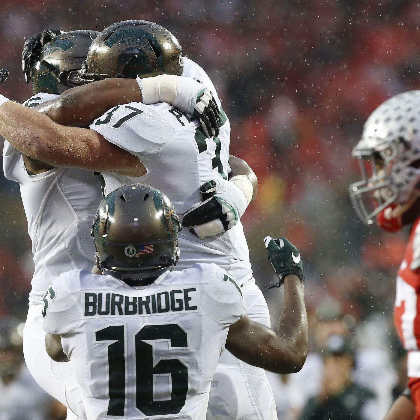 How Week 12 Changed The College Football Playoff Rankings
