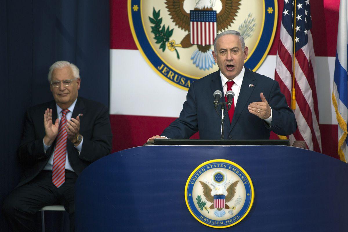 US Embassy in Israel moves to Jerusalem - Vox