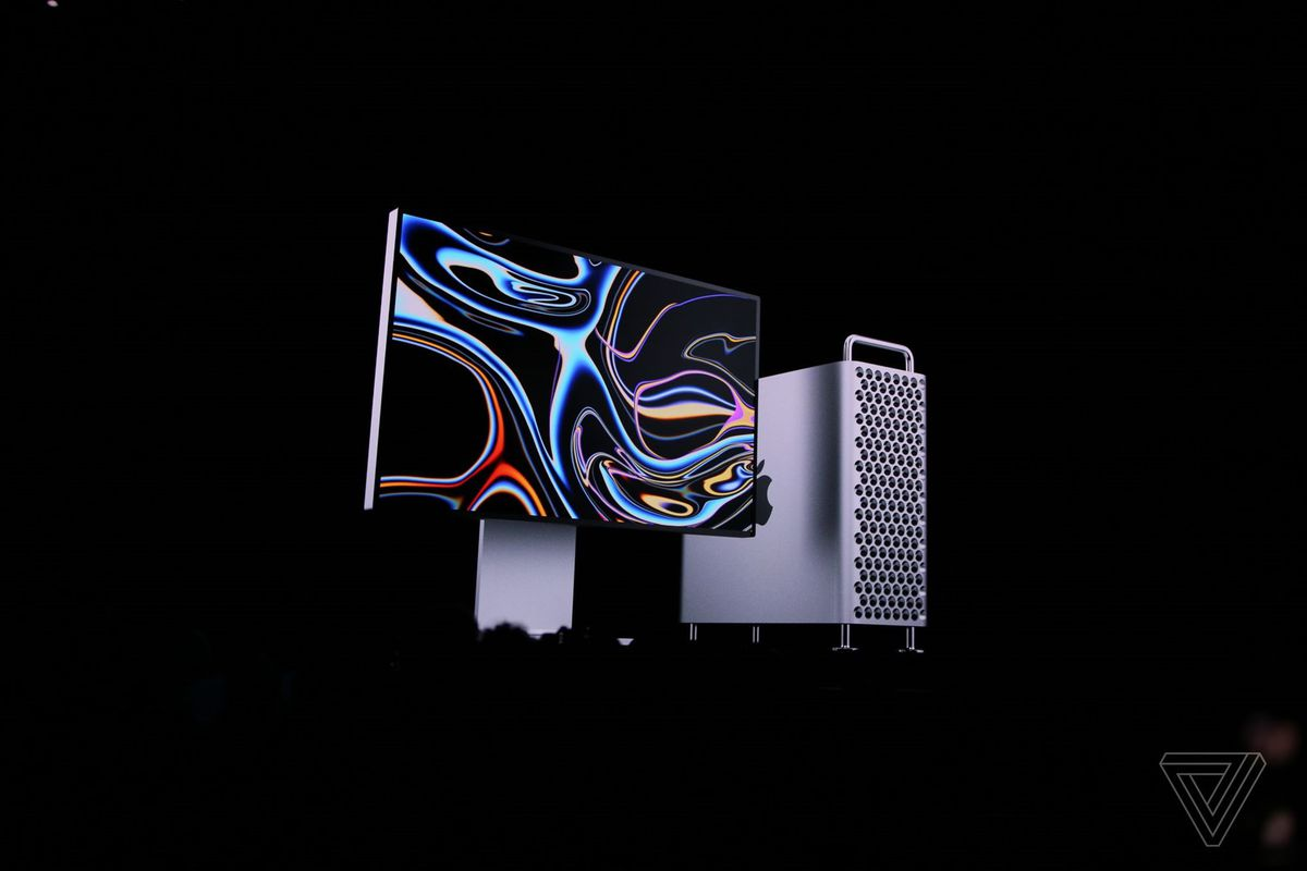 Apple announces $4,999 Pro Display XDR - The Verge