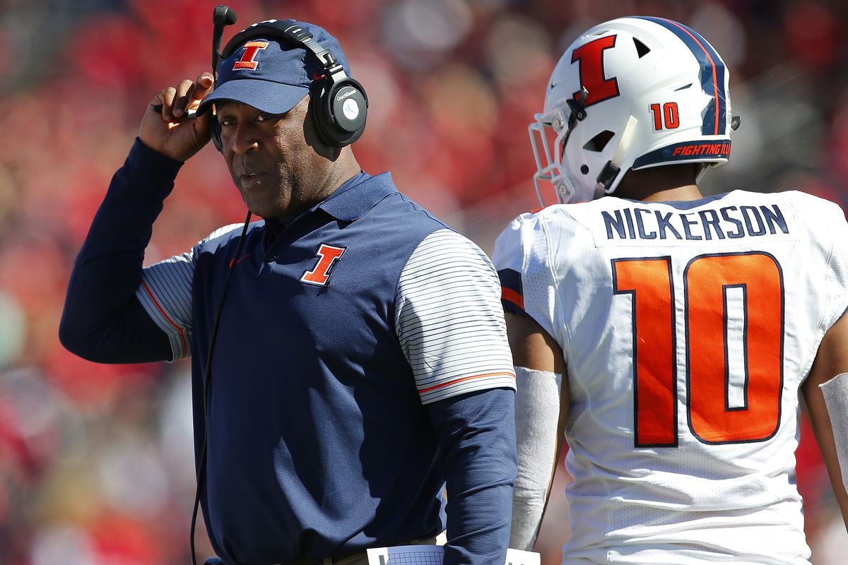 separation shoes 338da 04aee UConn football opponent preview: Illinois Fighting Illini ...