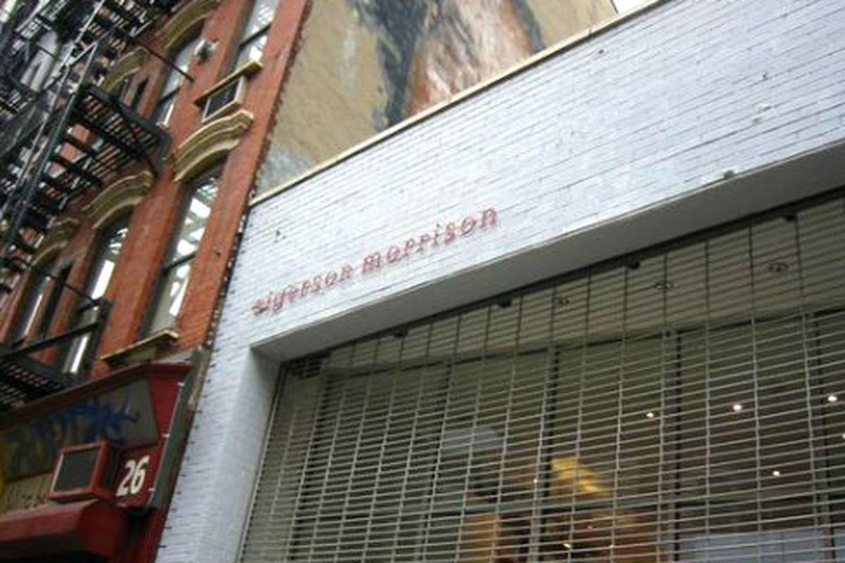 "Image via <a href=""http://www.yelp.com/biz/sigerson-morrison-store-new-york"">Yelp</a>"