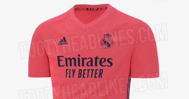 Real Madrid 2020-2021 away kit leaked - Managing Madrid