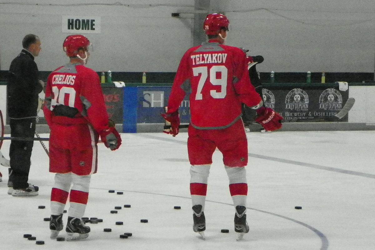 Ildar Telyakov makes Dean Chelios look like a midget.