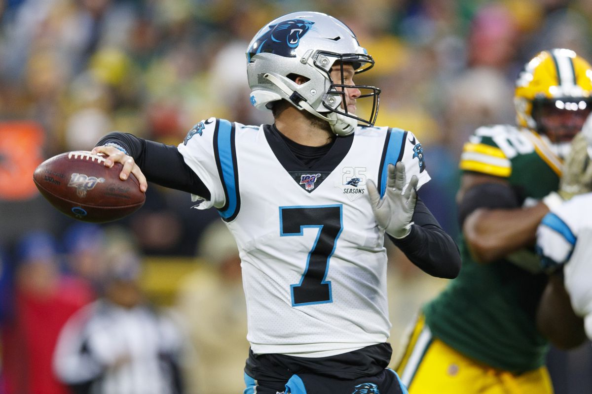 Panthers vs Falcons offensive preview: Can Kyle Allen take control?