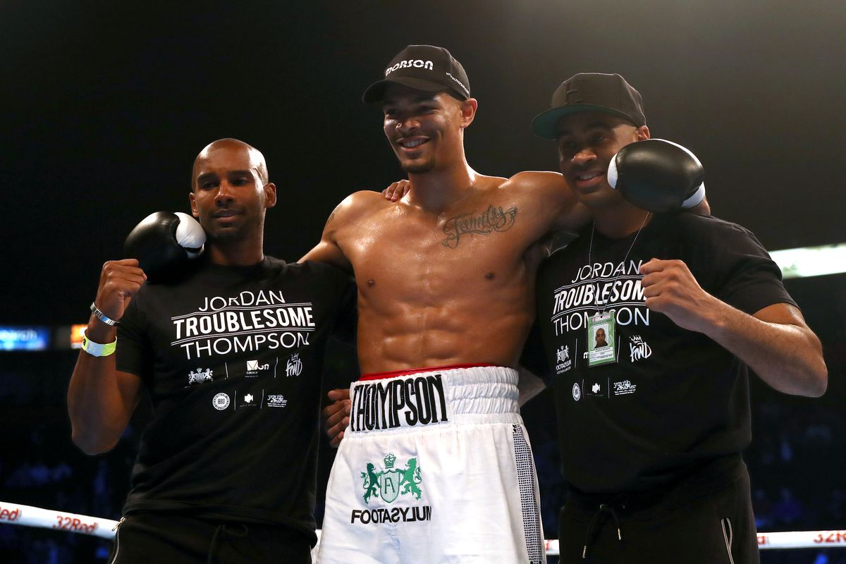 Manchester Arena Boxing