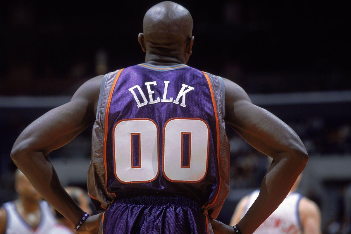 Tony Delk #00