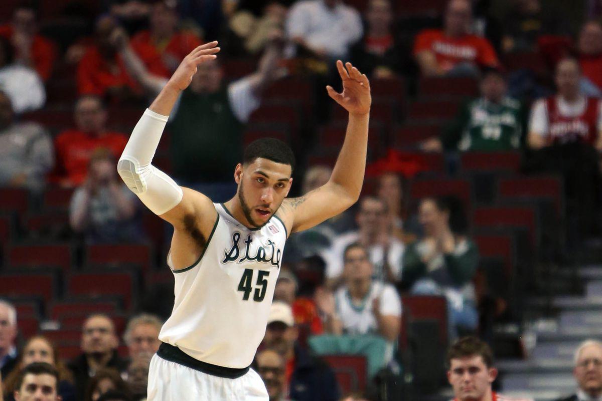 NCAA Basketball: Big Ten Conference Tournament-Ohio State vs Michigan State