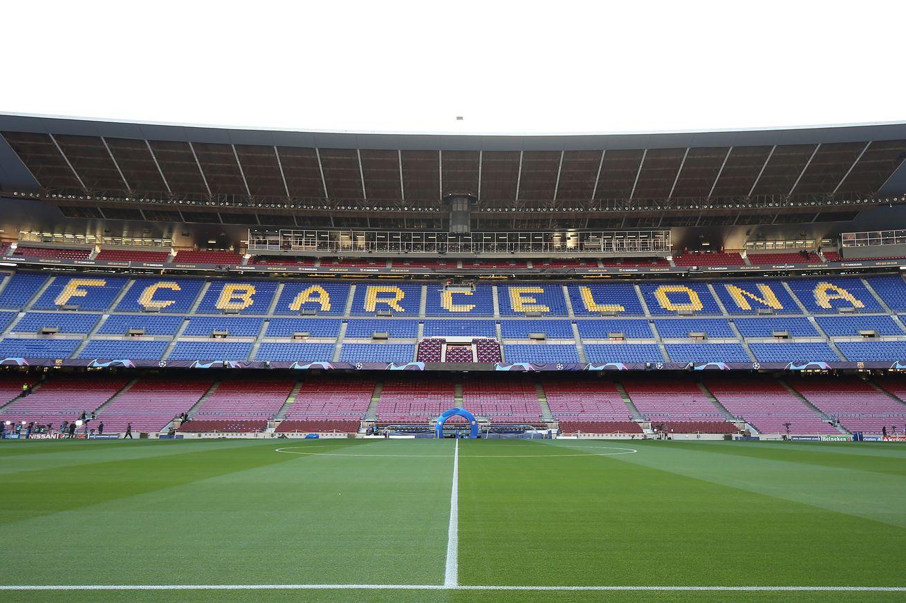 Barcelona vs Slavia Prague: LIVE BLOG!