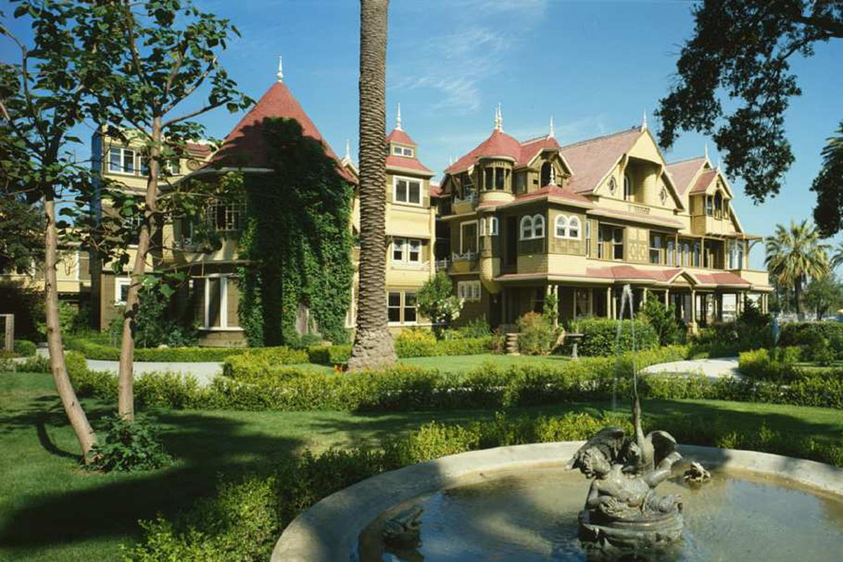 winchester mystery house movie trailer released curbed sf