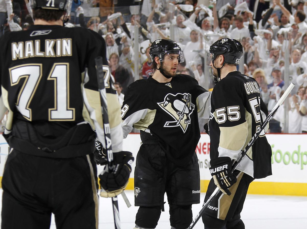 Montreal Canadiens v Pittsburgh Penguins - Game Five