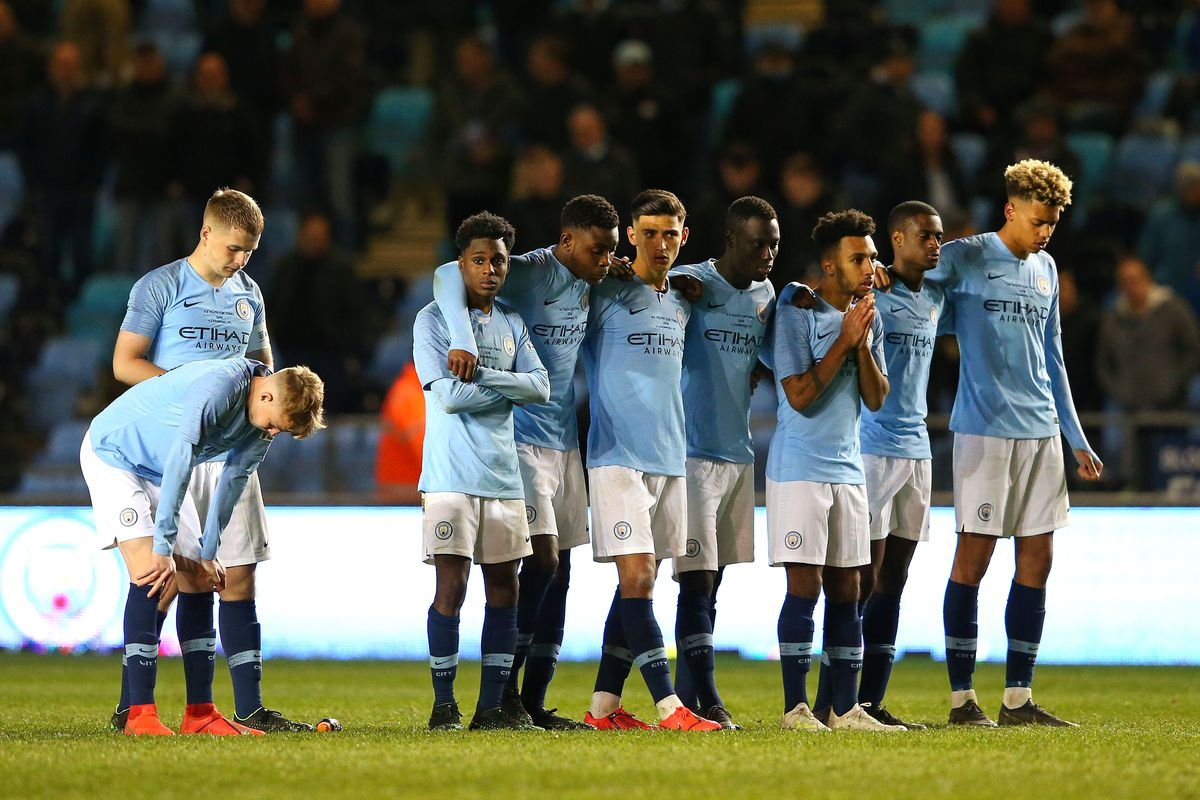 Manchester City v Liverpool - FA Youth Cup Final