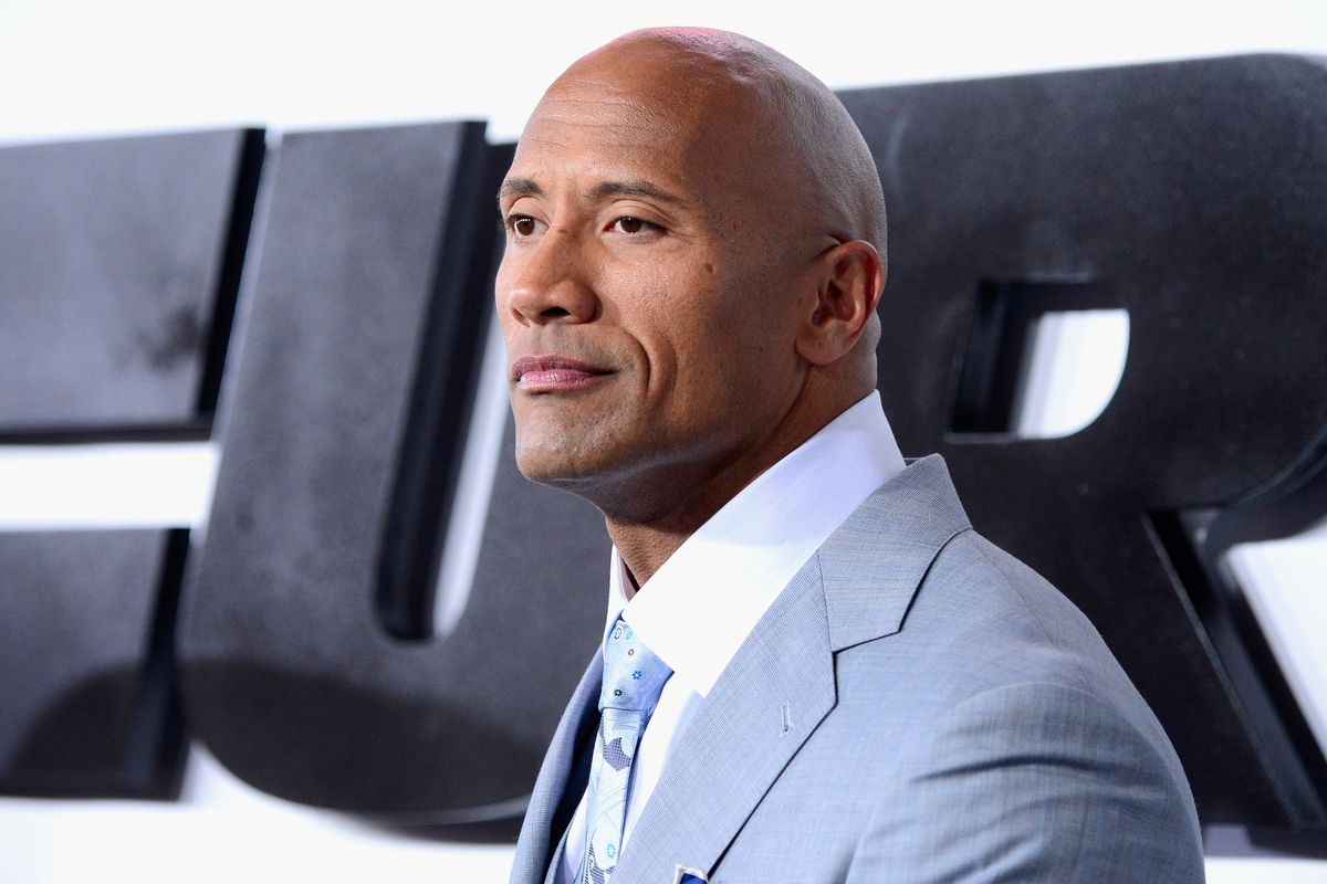 """Dwayne """"The Rock"""" Johnson is the man the Oscars should hire to host next year."""