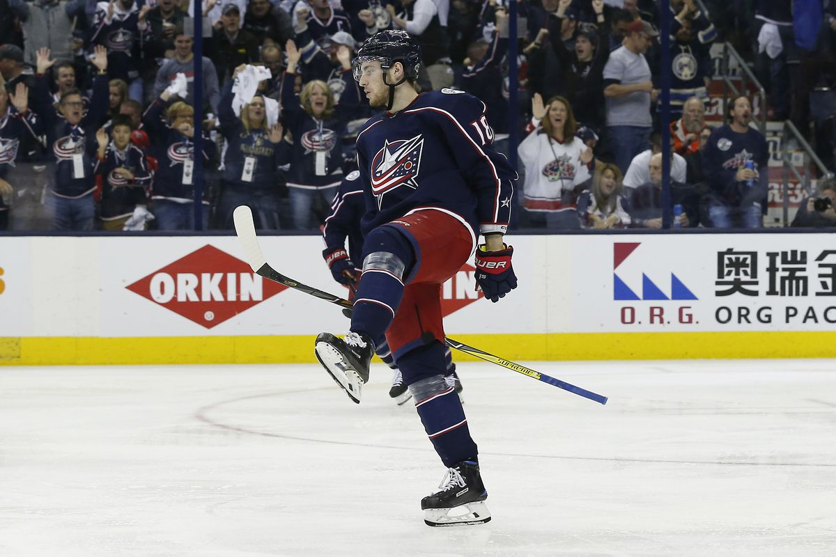 2017-18 Player Review: Pierre-Luc Dubois - The Cannon