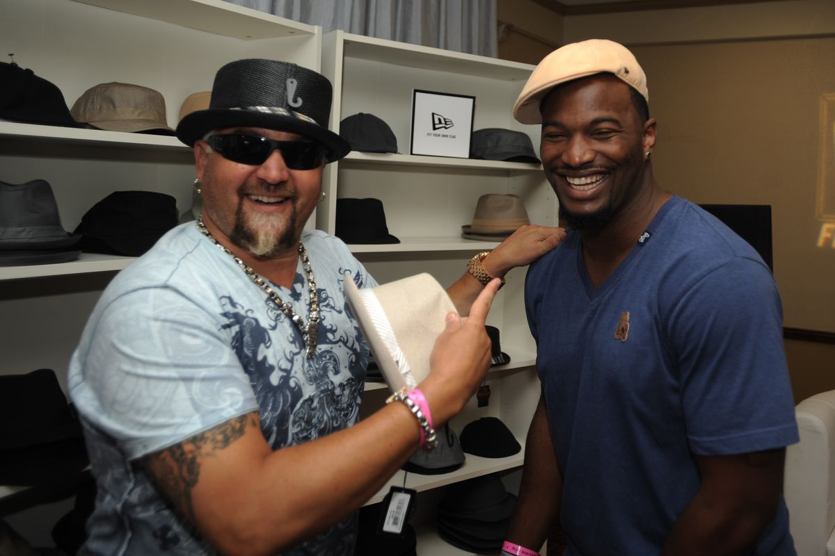 Style Icon Luxury Gifting Suite presented by New Era - Day 1
