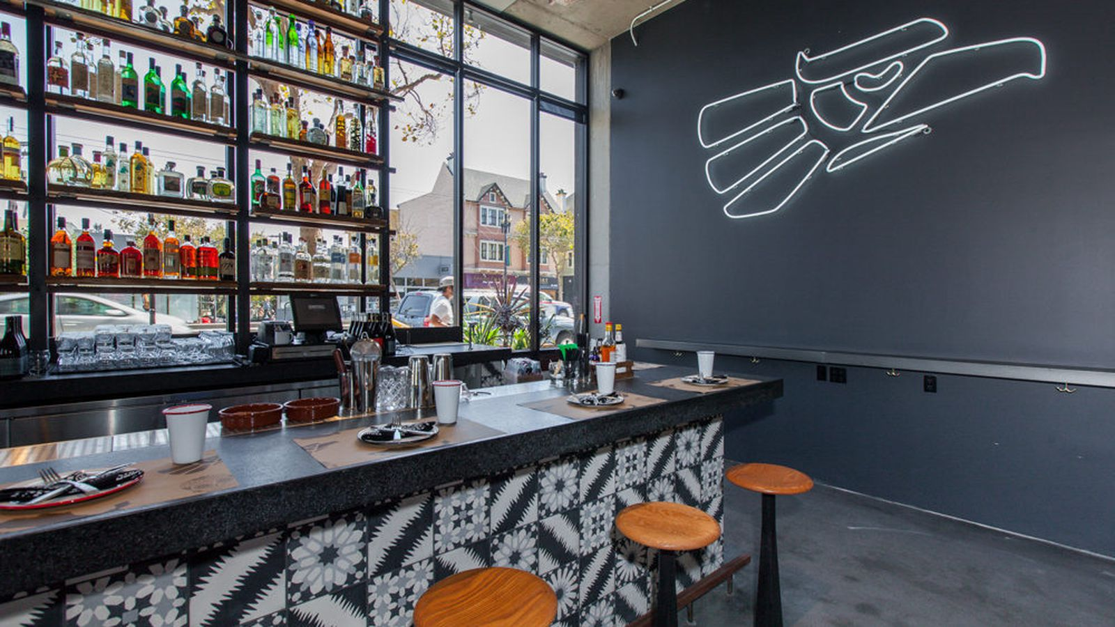 Bandidos A Sleek Mexican Cantina In The Castro Eater Sf