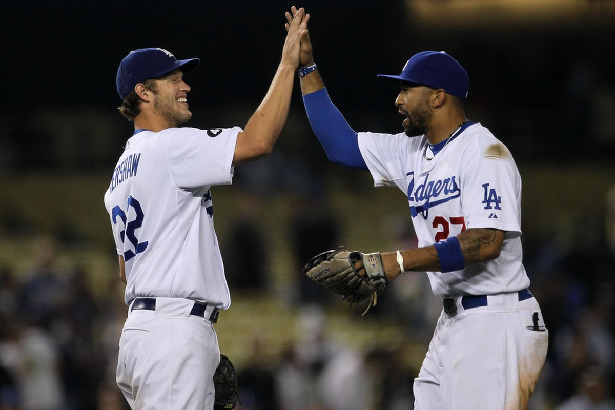 Clayton Kershaw and Matt Kemp have been simply the best this season, and both have improved as the season has progressed.